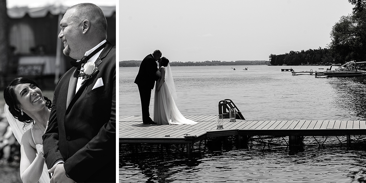 Why Every Bride Should Consider First Look Wedding Photos.