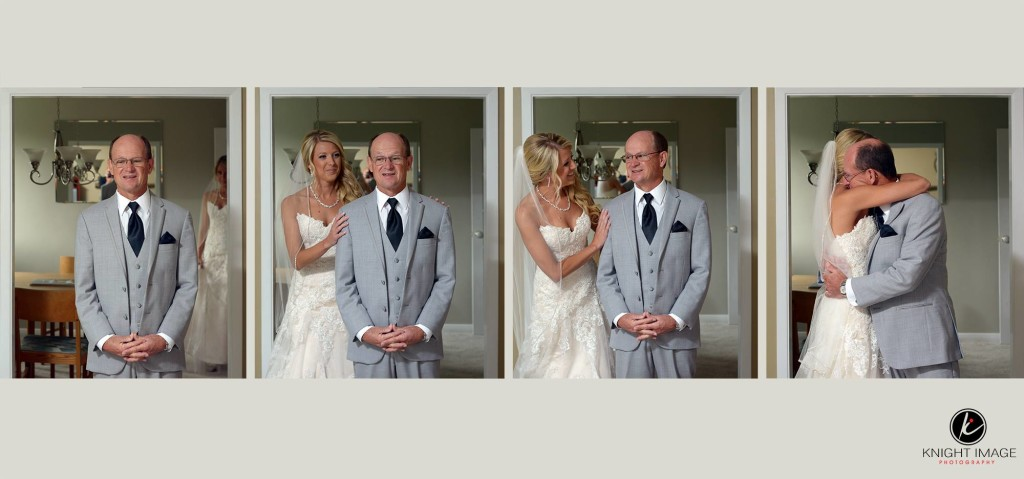 Why Every Bride Should Consider First Look Wedding Photos Knight