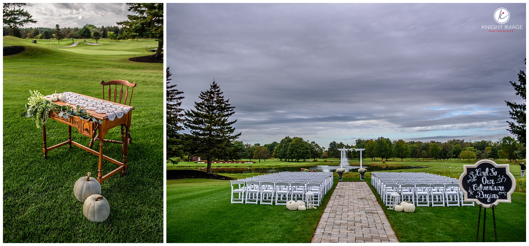 Cardinal Golf Club Wedding Photography